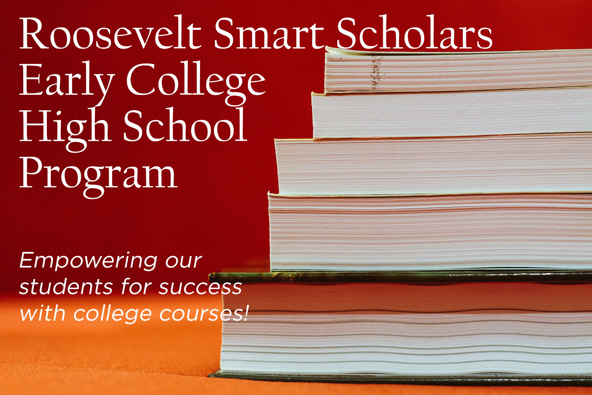 Smart Scholars Early College High School Program